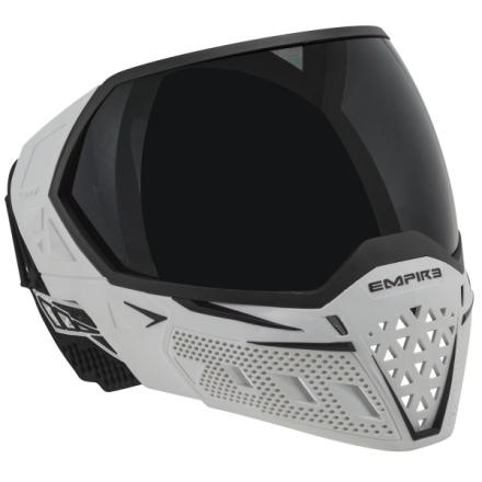 Empire EVS Maske - White/Black