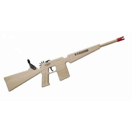 Strikkgevær - M16 Marauder - Blue Ammo