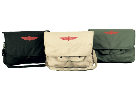 ISRAELI PARATROOPER SHOULDER BAGS