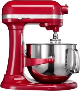 KitchenAid Artisan 7580EER Lyftarm 6,9 liter Röd