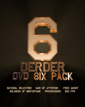 Derder - 6 Pack DVD - Sone1