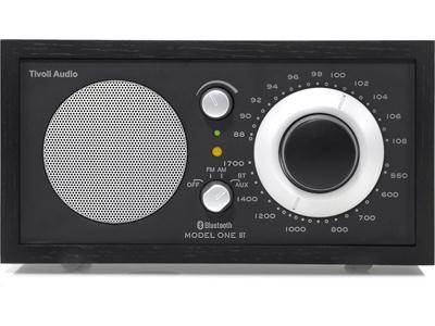 Tivoli Audio Model One BT Bluetooth Black Black