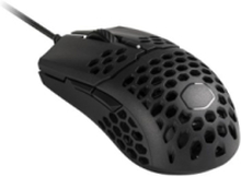 MasterMouse MM710 - Gaming Mus - Optisk - 5 knapper - Sort