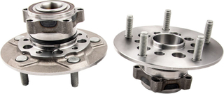 2x Wheel hub wheel bearing set front left right for Ford Tourneo Transit box