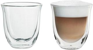 DeLonghi Cappuccino Glass Set 5513214601