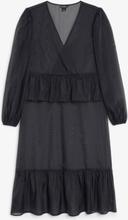 Prairie maxi dress - Black