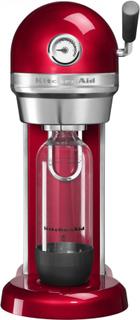 KitchenAid SodaStream Kolsyremaskin Röd Metallic