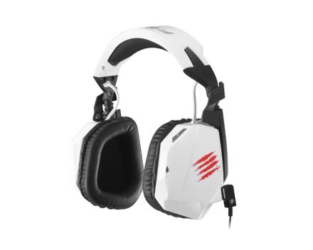 F.R.E.Q.3 Headset - White