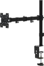 "vidaXL bordbeslag til skærm 32"" enkelt arm højdejusterbar"
