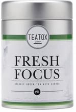 Teatox Fresh Focus Bio Grüntee 50 g