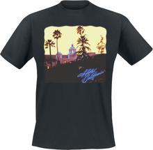 Eagles - Hotel California -T-skjorte - svart