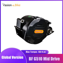 Pasion eBike mid drive motor kit ultra G510 for bafang 1000W electric bike gear drive motor kit for mountain bike