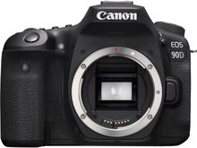 Canon EOS 90D SLR-Digitalkamera Gehäuse [kit box] (International Ver.)