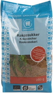 Urtekram Kokossocker EKO 280 g