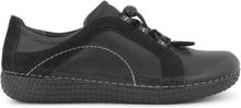 Green Comfort Sneaker Speedlace Black