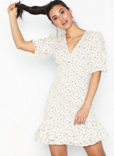 NLY Trend Smock Mini Puff Dress
