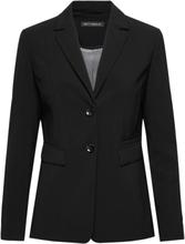 Blazer Long Single Breasted 1/ Blazer Dressjakke Svart Betty Barclay