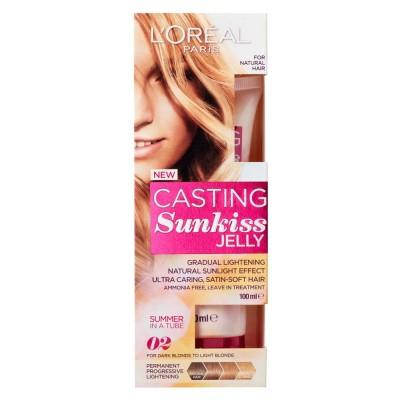 L'Oreal Casting Sunkiss Jelly Gradual Lightening 02 100 ml