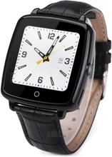 U11C MTK2502 1.54 Inch Smartwatch Phone Bluetooth Remote Camera Sedentary Reminder Sleep Monitor Pedometer