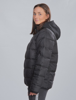 The North Face, B ANDES JACKET, Sort, Jakker/Fleece/Veste till Pige, S