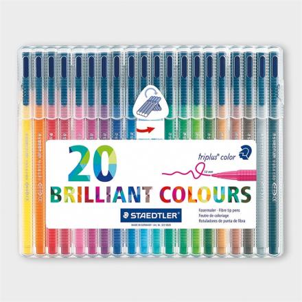 Triplus Color 20 set - Ballograf