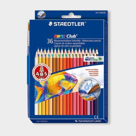 Noris Club Watercolor Pencils - Ballograf