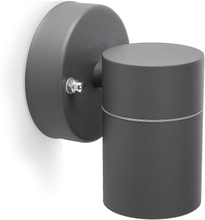 Smartwares Vägglampa LED 3W grå GWL-175-HG