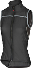 Castelli Women's Superleggera Gilet - XL - Black