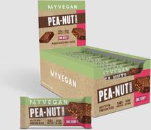 Pea-Nut Square - Choc Berry