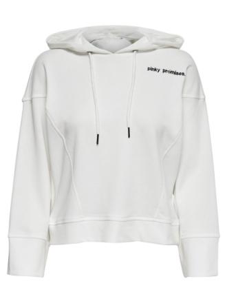 ONLY Loose Sweatshirt Women White