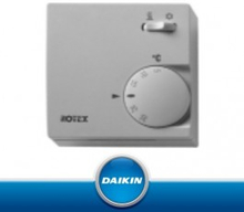 DAIKIN 175125 RTK Room Thermostat Heating/Cooling 230V