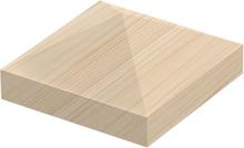 Jabo Stolplock Pyramid Obehandlat-155x155