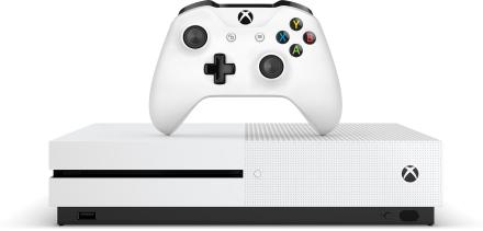 Xbox One S 1 Tt -konsoli