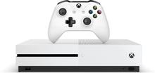 Xbox One S 1 TB -konsol