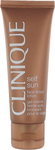 Clinique Self Sun Face Bronzing Gel Tint, 50 ml Clinique Brun utan sol