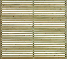 Jabo Skärm Horizont 1-Träfärgat