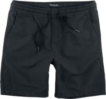 Shine Original - Oxford Drawstring Shorts -Shorts - svart