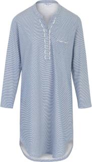 Sleep-shirt lange ærmer til opsmøg Fra Ringella blå