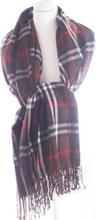 Oversized sjaal / omslagdoek in donkerbruin