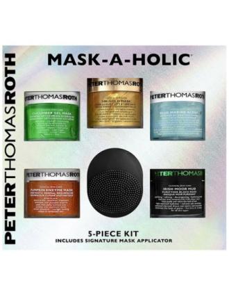 Ansiktsmasker - Transparent Peter Thomas Roth Maskaholic 5pc Set