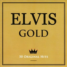 Presley Elvis - Gold 50 Original Hits - Cd