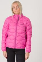 Peak Performance, Helium Jacket, Vaaleanpunainen, Takit / Fleecet / Liivit till Tytöt, 170 cm