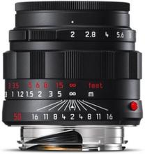 Leica APO-Summicron-M 50 mm f/2,0 ASPH Black-Chrome Edition