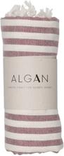 ALGAN Kavun hamamhåndklæde cayenne - 95x180 cm