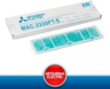 MITSUBISHI ELECTRIC MAC-2330FT-E Electrostatic Anti-Allergy Enzymes Filter for M Series
