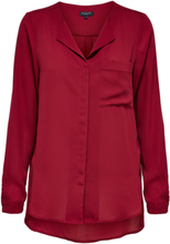 SELECTED Loose Fit - Shirt Women Red