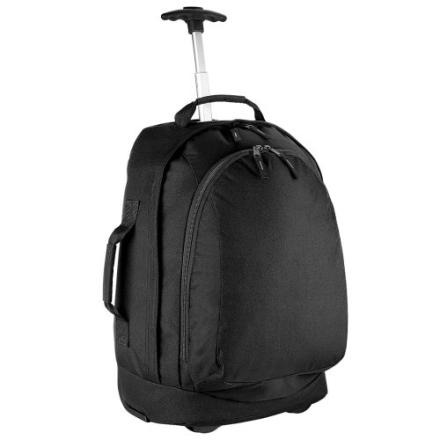 40 Liters Bagbase Escape Dual-Layer Cabin Wheelie Travel Bag//Suitcase