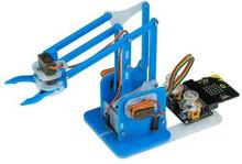MeArm Robot micro:bit Kit - Blue Kitronik