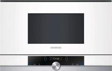 Siemens iQ700 Inbyggd mikrovågsugn vänsterhängd, BF634LGW1