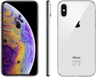 iPhone XS 64GB Silver MT9F2